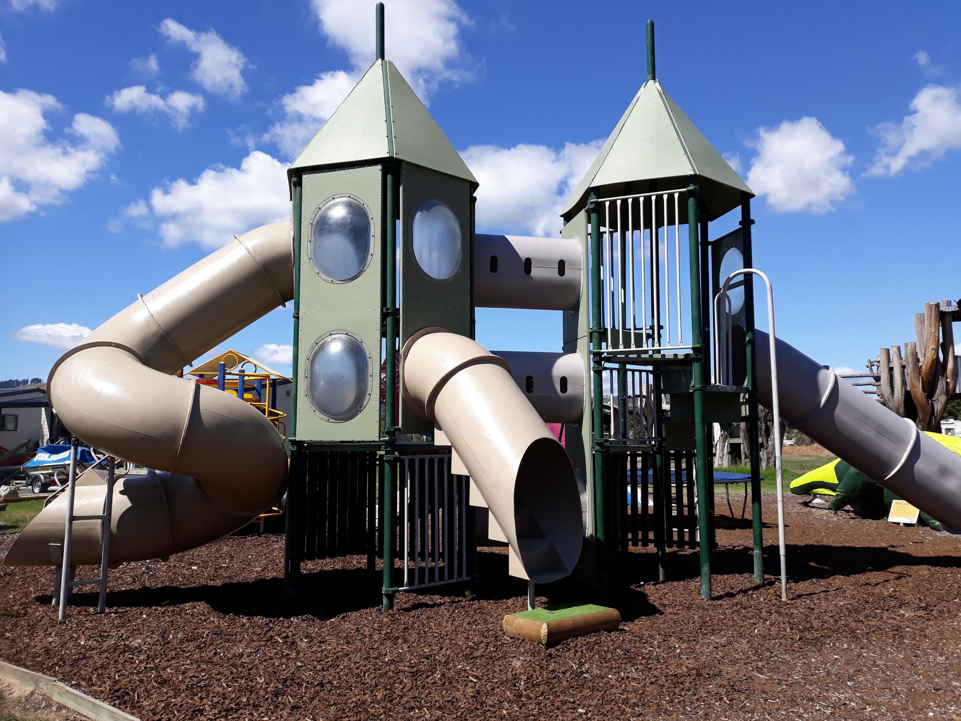 Playground addition graphic