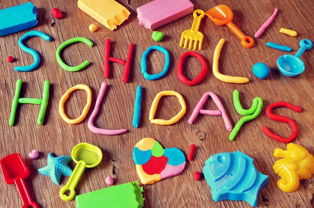 School Holiday Special graphic