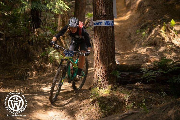 Giant 2W Gravity Enduro – Race 3 graphic