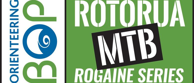 Rotorua MTB Rogaine Series graphic