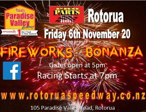 Fireworks Bonanza graphic