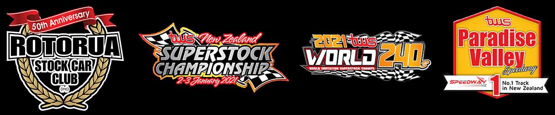 Rotorua Speedway Calendar graphic