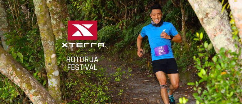 XTERRA Rotorua Festival graphic