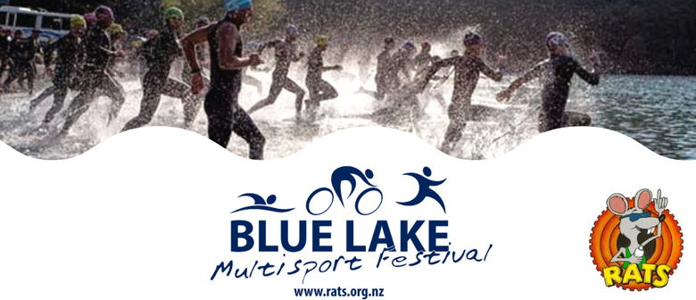 Blue Lake Multisport Festival 2021 graphic