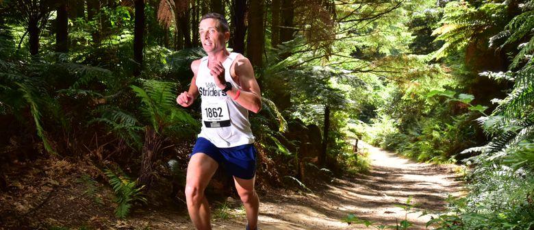 Copthorne Rotorua Off-Road Half Marathon graphic